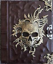 Skyrim The Elder Scrolls Black Hand Sacrament Limited Edition Ledger Rare