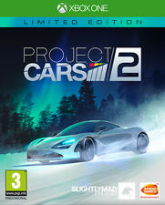 Project CARS 2 Limited Edition - XBOX ONE ITA - NUOVO/SIGILLATO [XONE0425]