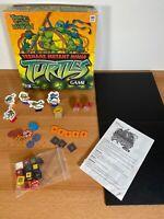Teenage Mutant Ninja Turtles Board Game 2003 by MB Games 100% Complete