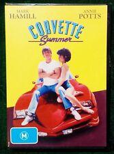 CORVETTE SUMMER - MARK HAMILL ANNIE POTTS Brand New & Sealed CORVETTE STINGRAY