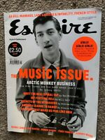 Esquire Men's Magazine - May 2014 - Arctic Monkeys Front Cover Special