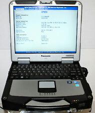 Panasonic ToughBook CF-31 GOBI Core i5 2.4GHz MK1 4GB RAM 160GB HDD Laptop