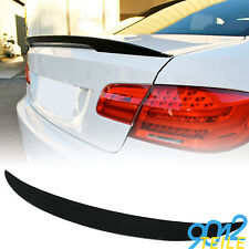 für BMW 3er E92 COUPE Heckspoiler GLANZ SCHWARZ PERFORMANCE Optik Heckflügel