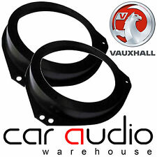 "SAK-2902 Vauxhall Astra 1998-2004 Front Door Car Speaker Ring Adaptors 6.5"" 17cm"