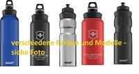 SIGG Widemouth Bottle WMB touch Wasserflasche Trinkflasche 0,75l, 1 l, 1,5 Liter
