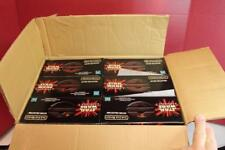"""STAR WARS EPS 1 ACTION COLLECTION 12"""" CASE OF 6 1999 NIB KENNER"""