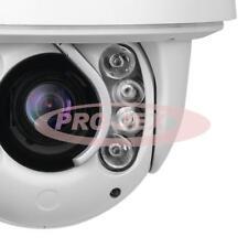 Auto tracking IP Camera Kamera PTZ 1080P IR 20x Zoom 2 MP Full HD / wiper