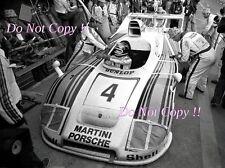 Jacky Ickx Martini Porsche 936/77 Winner Le Mans 1977 Photograph