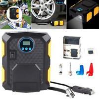 Tire Inflator Car Air Pump Compressor Electric Portable Auto 12V DC Volt 150 PSI