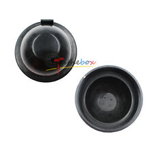Rubber Housing Seal Caps 80mm For Headlight Install Retrofit HID Conversion Kit
