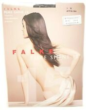 Falke PURE SHINE 15 denier tights Colour Anthra Size Medium