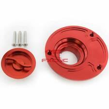 CNC Fuel Gas Cap For KAWASAKI ZX-9RE 00-01 ZZR 1400 (ZX-14) 06-07 ZZR 600 05-08