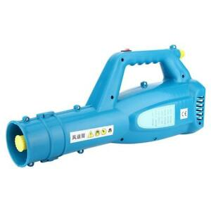 12V Electric Sprayer Pesticide Insecticide Mist Sprayer Blower Agricultural