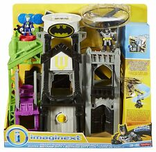 Imaginext DC Super Friends - Super Flight Gotham City Playset *BRAND NEW*