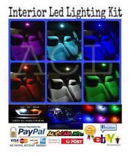 2x W5W SUPER BRIGHT BLUE 5000k LED FORD AU BA BF FG Front Map Lights