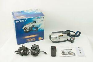 Sony Handycam CCD-TRV218 Video Hi8 Camcorder Video Camera Nightshot