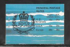 Turk & Caicos SC # Queen Elizabeth Silver Jubilee. 1977 Booklet .MNH