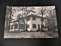 Colfax California Sanatorium CA RPPC Real Photo Sacramento Lake Tahoe Hospital