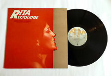 Rita Coolidge Beautiful Evening Live In Japan Japan Promo Vinyl Lp Amp-28021