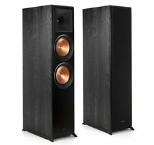 Klipsch RP-8000F Ebony Vinyl (Pair) Tower Speakers