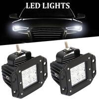 2X 36W 4Inch LED LUCE FARO 9-32V LAMPADA DA LAVORO FARETTO AUTO BARCA CAMION