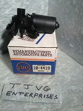 Windshield Wiper Motor Front Arc 10-4419  NEWLY REMANUFACTURED