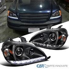 Pair D2S Bulbs 35W Xenon Pure White 5000K Low Beam Mercedes M Class W163 98-05