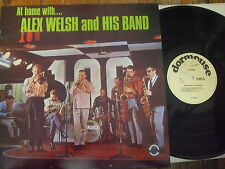 DM 16 At Home with...Alex Welsh & His Band - UK 1987 LP