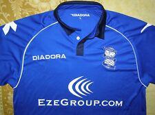 Birmingham City 2012 - 2013 home shirt size L Diadora jersey