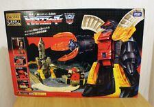 G1 Takara Transformers Omega Supreme E-Hobby Reissue Encore 09 complete MIB