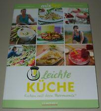 TM5 & TM31 Leichte Küche Kochen mit dem Thermomix Kochbuch/Handbuch/Rezepte-Buch