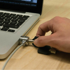 Laptop Security Cable Barrel Lock - Kensington Type - HIGH QUALITY