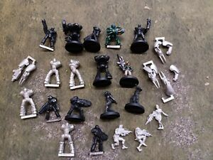Void 1.1 Miniatures Lot Seb Games Sci Fi 40K Infinity