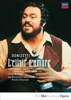 Pavarotti - Donizetti L'Elisir (NEW DVD)