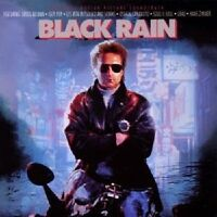 BLACK RAIN SOUNDTRACK CD NEW+
