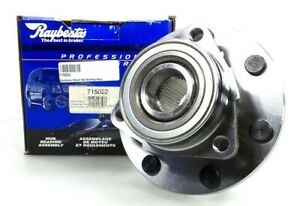 NEW Raybestos Hub & Bearing Assembly Front 715022 Ford F-150 F-250 7 Lug 1997-01