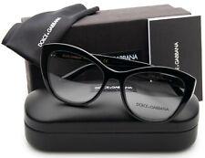NEW D&G Dolce & Gabbana DG3284 501 BLACK EYEGLASSES GLASSES 53-17-140mm Italy