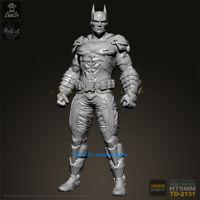 75mm Super Batman Figure Resin Model Kits Unpainted YUFAN Model In Stock New