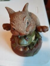 1994 Cairn Studio Edition # 27 Signed Hop Tuit by Tim Wolfe # 9072 Coa & Story