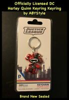 Officially Licensed DC Harley Quinn Keyring Keyring (One Supplied) ABYStyle
