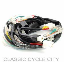 Honda CB 350 Four F Kabelbaum Kabelsatz Neu Wire Harness Cord CB350 SOHC New