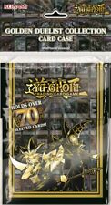 YuGiOh Card Supplies Golden Duelist Deck Box