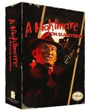 NECA Nightmare on Elm Street NES Video Game 8-BIT FREDDY KRUEGER Figure LIMITED