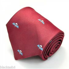 PARACHUTE REGIMENT POLYESTER AIRBORNE MILITARY TIE