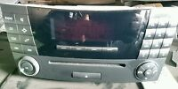 MERCEDES E CLASS CD PLAYER W211 STEREO MF2770 FREE POSTAGE DOUBLE DIN