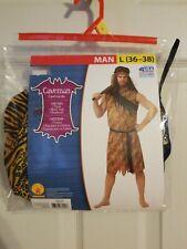 Mans Caveman Costume L(36-38)