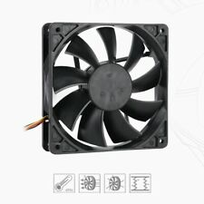 12CM 12V 0.72A 4Pin PWM Temperature Speed Control Cooling Fan (SHLF1212MBE-38)