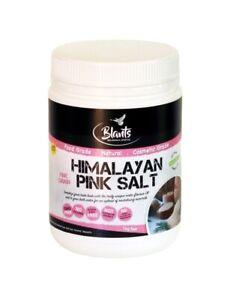 1kg Himalayan Pink Salt - Fine Granule