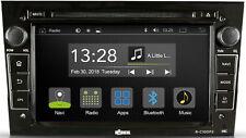 für OPEL Zafira B  APP Android Auto Radio Navigation WiFi CD DVD USB Bluetooth