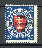 Danzig MiNr. 228 postfrisch MNH (H132